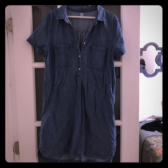 Old Navy Dresses & Skirts - Jean dress